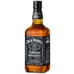 bottle of Jack Daniels whiskey