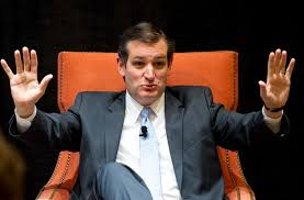 ted cruz in chair