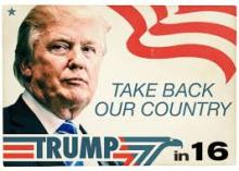 trump take back our country